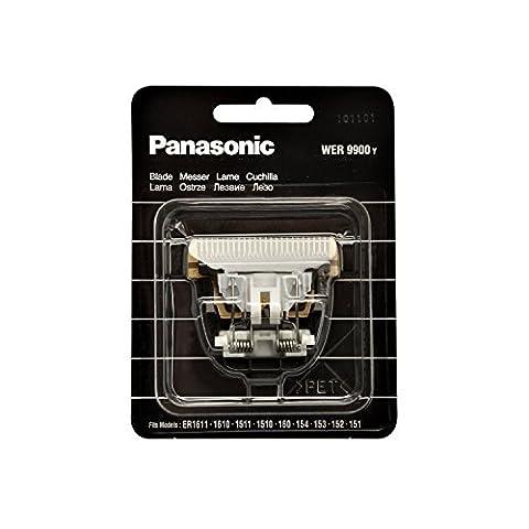 Panasonic Hair Clipper Tondeuse Replacement Blade qui 9900Y for er1611ergp80ER1610er1512er1511ER1510ER160er154er153er152ER151by Panasonic