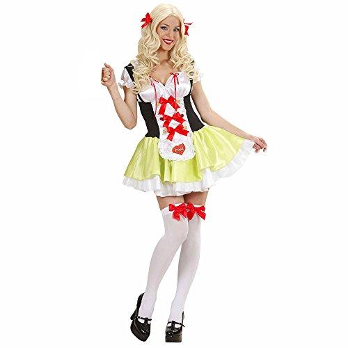 Damen Mädchen-Kostüm Bayern Widman, Gr. XL (S/7625b)