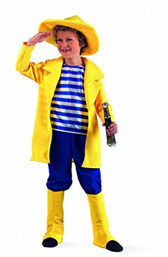 Carnaval Disfraz pescador 5-7 años