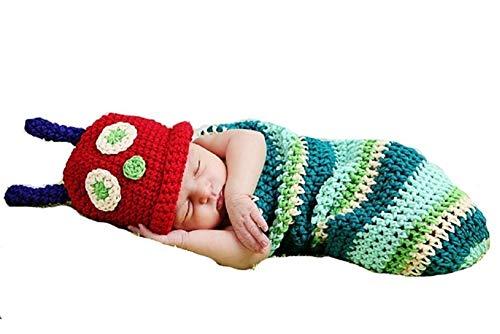 Geburt Kostüm Baby - Ogquaton Premium Babykostüm Schlafkunst Babykleidung Babykostüm Süßes Baby Neugeborenes Baby Geburt Fotografie Foto Geburt Geburt Schlafphase Kunst Kostüme zum 100. Geburtstag Jungen Mädchen Nützlic