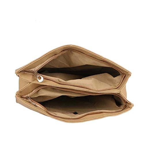 Best college bags for girl in flipkart in India 2020 JSPM® Casual Shoulder Bag Women & Girl's Handbag Fashion Tie Mustard (SP-261) Image 4