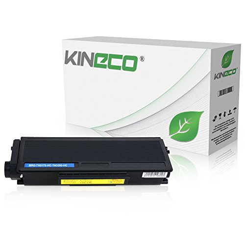 Kineco Toner kompatibel zu Brother TN-3170 TN3170 für Brother HL-5240, HL-5250DN, HL-5270DN,...