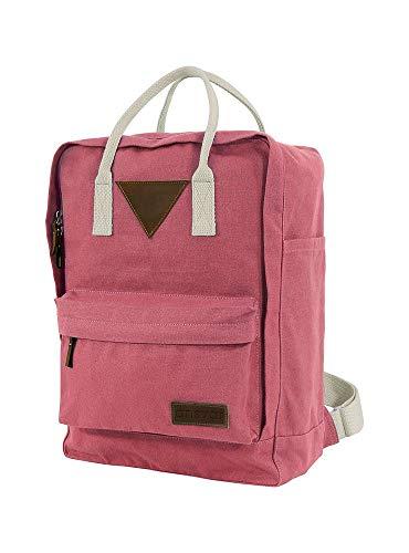 Ansvar II Rucksack aus Bio Baumwoll Canvas - Hochwertiger Damen & Herren Tagesrucksack aus 100% nachhaltigen Materialien - Wasserabweisend ...