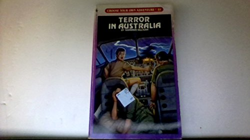 Terror in Australia.