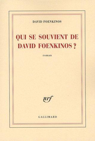 "<a href=""/node/17110"">Qui se souvient de David Foenkinos?</a>"