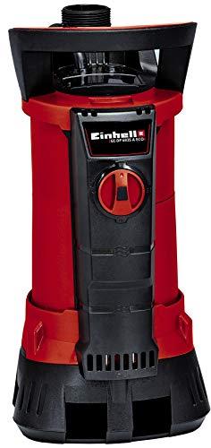 Einhell Schmutzwasserpumpe GE-DP 6935 A ECO (690 W, max. 17.500 l/Std., bis 35 mm Fremdkörpergröße, Aquasensor mit 3 automatischen Sensorstarthöhen, Dauermodus, inkl. Universalanschluss)