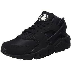 Nike Air Huarache, Zapatillas para Hombre, Negro Black-White 003, 43 EU