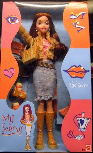 Barbie Contemporary (1973-now) My Scene Madison Doll Convenience Goods Dolls & Bears