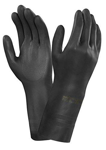 ansell-neotop-29-500-guanto-in-neoprene-protezione-contro-le-sostanze-chimiche-e-liquide-nero-taglia