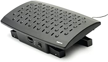 Fellowes 8060901 Professional Series Climate Control Foot Rest