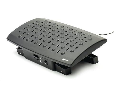 Fellowes 8060901 Professional Series Repose pied avec système de contrôle de température
