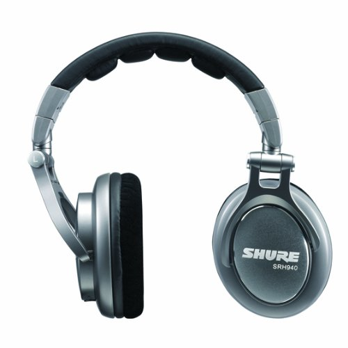 01dec8257a0 Buy Shure SRH940 Headphone Online at Lowest Price in India