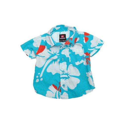 quiksilver-county-line-baby-imprime-bleu-9-monate