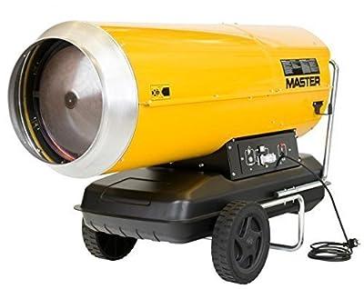 Master Ölheizer B-230 Pumpe direkt befeuert / 65 kW von Master - Heizstrahler Onlineshop