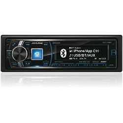 Alpine CDE-178BT - CD Receiver mit Bluetooth