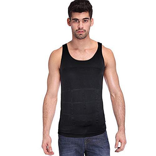 Jiadi Männer Abnehmen Body Shaper Weste Basisschicht Schlank Kompression Bauch Taille Weste Gewicht verlieren Tank Shapewear -