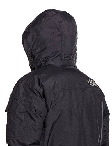 The North Face Herren Parkajacke McMurdo, tnf black, M, T0A8XZJK3 - 4