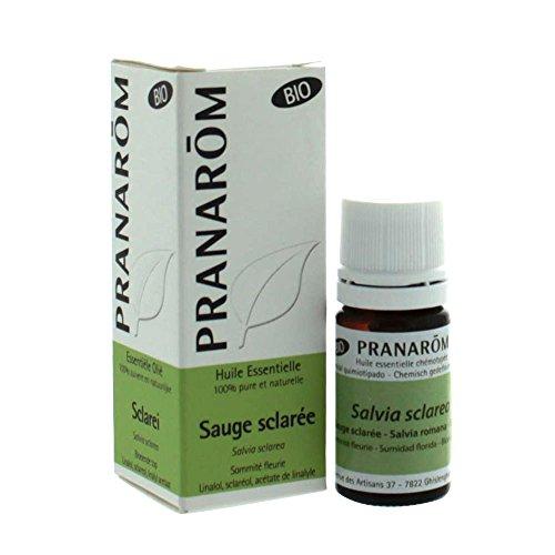 Pranarôm Bio Huile Essentielle Sauge Sclarée 5 ml