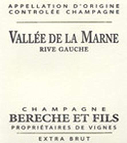 Champagne Vallee de la Marne Rive Gauche Extra Brut - 2014 - Bereche