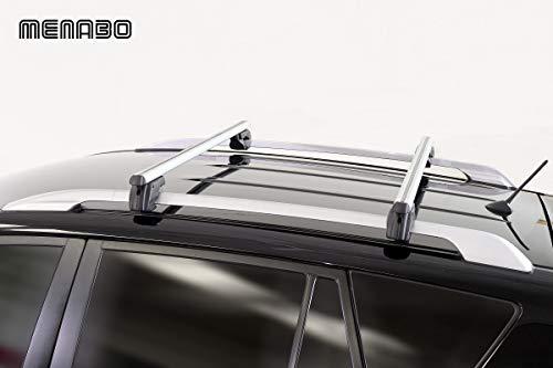 Zoom IMG-1 barre portatutto portapacchi sherman xl