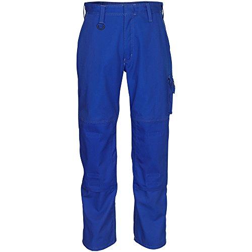 MASCOT INDUSTRY Bundhose Arbeitshose Pittsburgh mit vielen Taschen, Beinlänge 82cm Kornblau