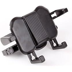 """DURAGADGET Support réglable d'appui tête voiture pour tablettes Boulanger LISTO Web'PAD 1001 10,1"""", Web'PAD 7002 7"""" et ESSENTIELB Family'TAB 8"""""""