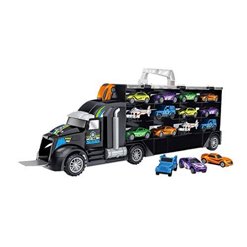 Auto Carrier Truck Spielzeug, Mamum Transport Auto Carrier LKW Lernfahrzeuge Spielzeug Auto Kinder Geschenk