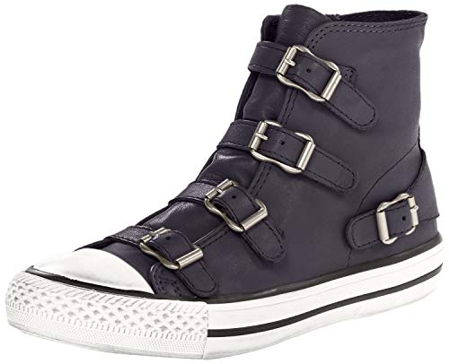 ASH Damen Natives High Top-Trainer UK 6 Grau