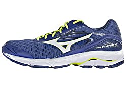 Mizuno Wave Inspire 12 Running Shoes Men Blue Size 43 2016 Sport Shoes