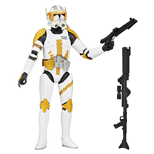 Wars Star Cody Commander (Star Wars Black Series Clone Commander Cody 15,2 cm)