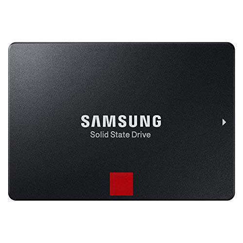 Samsung Pro - Disco Estado Solido SSD (512 GB, 560 megabytes/s) Color Negro