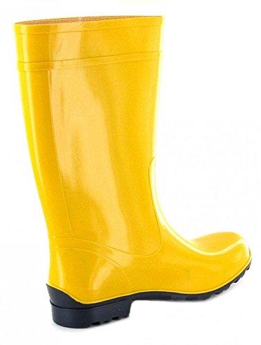 Bockstiegel Stivali di gomma da donna Luisa giallo