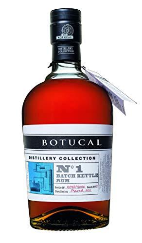 Botucal No1 Batch Kettle Rum Rhum 0,70l (47% Vol) exklusive Sonderausgabe special limited edition distillery collection Ron de Venezuela - [Enthält Sulfite]