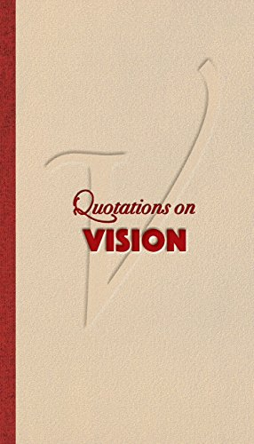 Vision (Quotes of Inspiration)