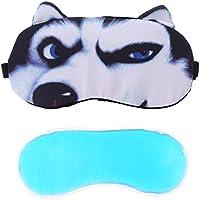 Hothap Wunderschöne Augenmaske Weich Gepolsterter Schlaf Entspannen Schlaf Reisen Schatten Augenbinden Eisbeutel preisvergleich bei billige-tabletten.eu