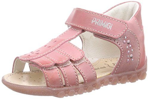 Primigi Baby ragazza ALTEA-Scarpe da camminata, Rosa (Pink (BARBIE)), 23,5 EU Bambino