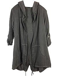competitive price 7ae6f 29a95 Suchergebnis auf Amazon.de für: Damen Longjacke: Bekleidung