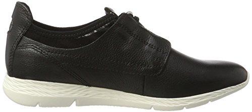 Tamaris Damen 23619 Sneakers Schwarz (Black 001)