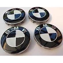 4x BMW 68mm NEGRO BLANCO LOGO Tapa Bujes Llantas Embremas Cubrebujes Tapas Centrales De Llantas Tapa Cubos Tapacubos Centro Rueda Emblema Insignia Embellecedor Buje Ruedas Tuning Series 1 3 4 5 6 7 8 x1 X3 X4 X5 X6 Z3 Z4 36136783536 36131095361 36136768640 E36 E38 E39 E46 E53 E60 E61 E63 E64 E65 E66 E70 E71 E82 E83 E84 E85 E86 E88 E89 E90 E91 E92 E93 F01 F02 F10 F11 F12 F13 F15 F20 F22 F23 F25 F26 F30 F31 F32 F33 F34 F36 F48 F80 F82 F83 F85 F86 F87 F90 F97 F98 Y otros modelos