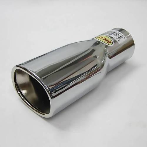7'4 Runner (Autohobby 267A Auspuffblende Auspuff Universell Schalldampf Endrohr Blende Edelstahl bis 47mm Chrom A B C G H J CC 3 4 5 6 7)
