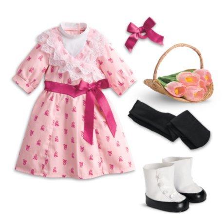 rever Samantha - Samantha's Flower Picking Set for Dolls ()
