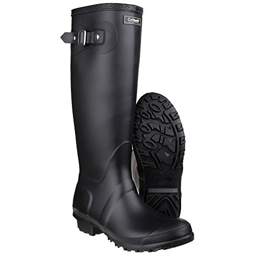 Cotswold Sandringham Buckle-Up Wellington/Womens Boots/Weather Wellingtons