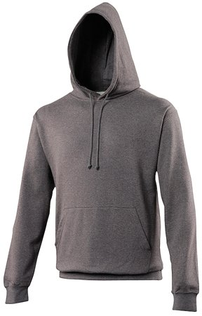 Awdis CollegeHoodie Charcoal