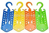 1pcs Clothes Space Saver Magic Hanger Hooks Closet Organizer Storage(2014106)