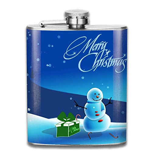 EJUNLEKEJI Flachmann aus Edelstahl,Stainless Steel Flask Nice Floral Whiskey Flask Vodka Alcohol Flask Hip Flask for Men Outdoor Portable small hip Flask Safe and Leak-Proof Personalized Floral Dip