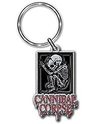 Cannibal Corpse Porte-Clés Keychain Foetus band Logo nouveau officiel metal