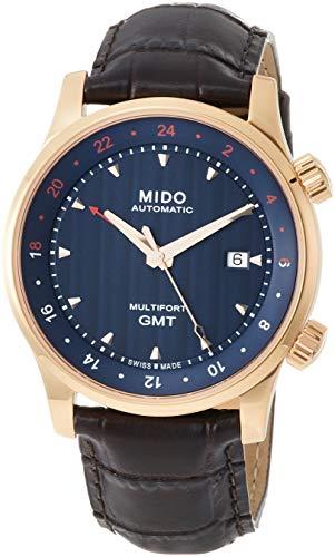 Mido Multifort GMT M005.929.36.041.00