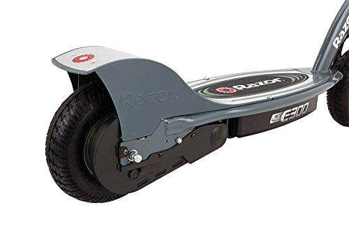 Razor Elektroroller E300, grau - 4