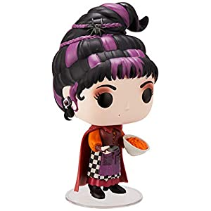 Funko 41964 POP Vinyl: Disney: Hocus Pocus-Mary w/Cheese Puffs Collectible Figure, Multicolour
