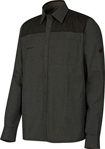 Mammut Trovat Guide LS Shirt Bison/Oak L